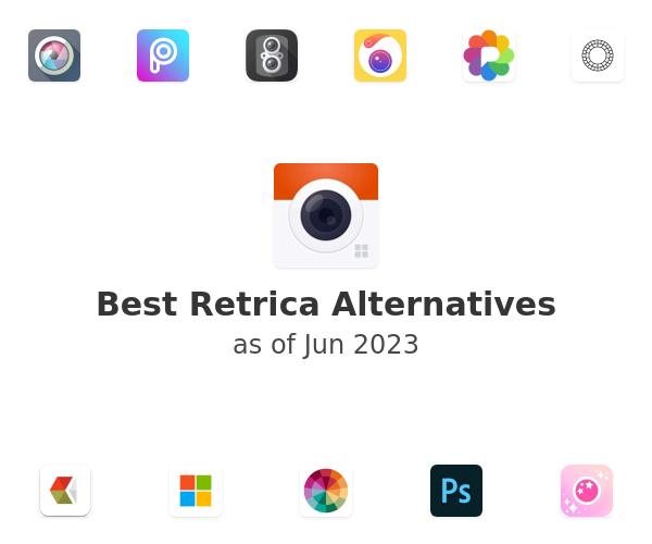 Best Retrica Alternatives