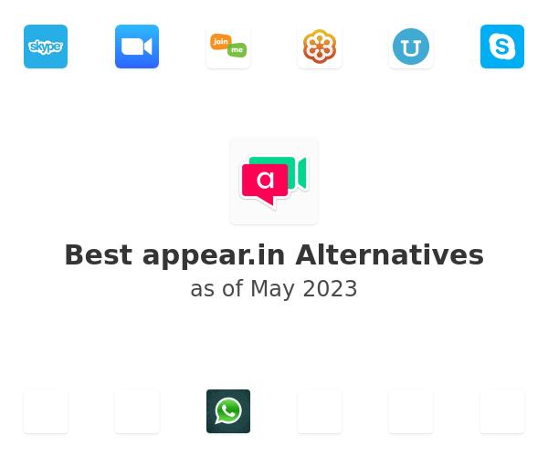 Best appear.in Alternatives