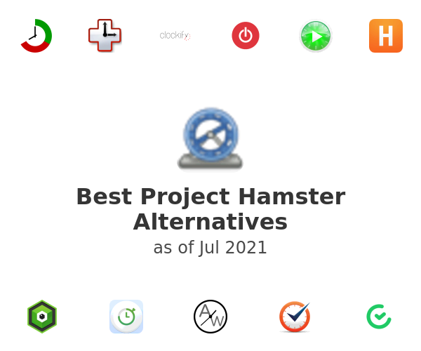 Best Project Hamster Alternatives