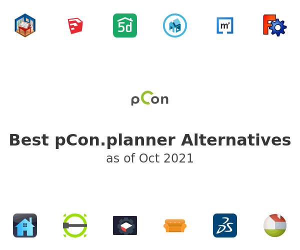 Best pCon.planner Alternatives