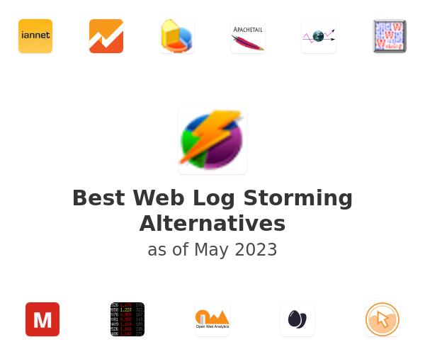 Best Web Log Storming Alternatives