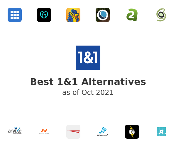 Best 1&1 Alternatives