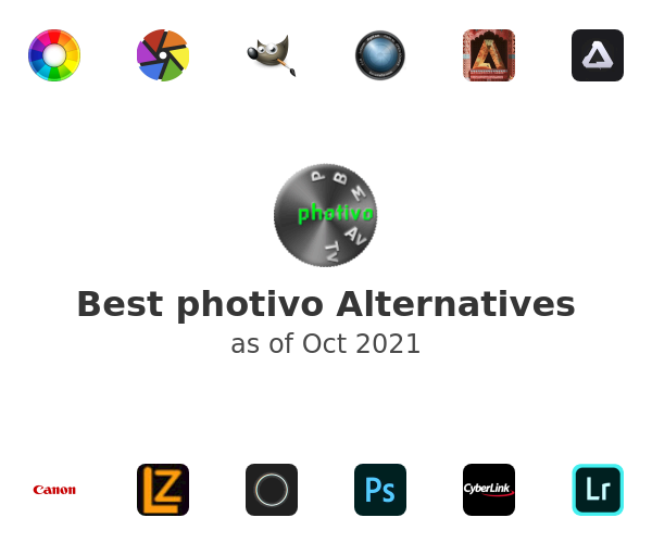 Best photivo Alternatives