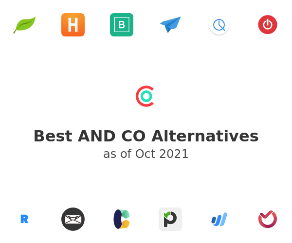 Best AND CO Alternatives