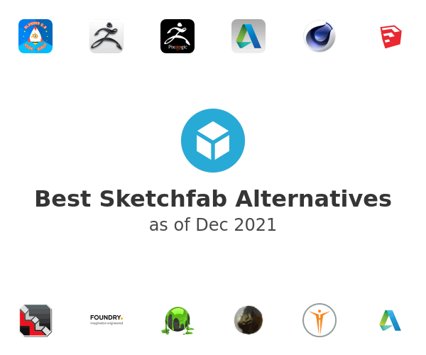 Best Sketchfab Alternatives