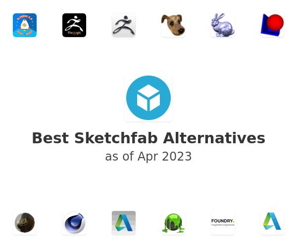 Best Sketchfab Alternatives