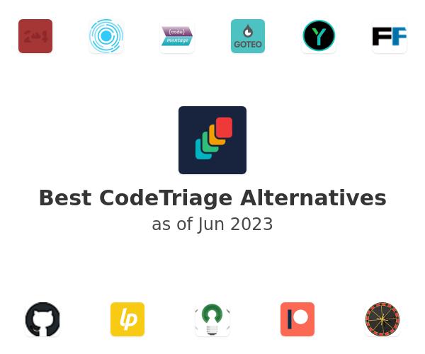 Best CodeTriage Alternatives