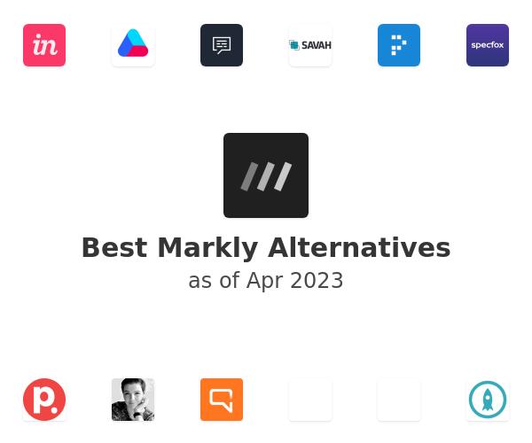Best Markly Alternatives