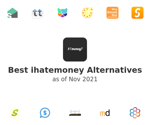 Best ihatemoney Alternatives