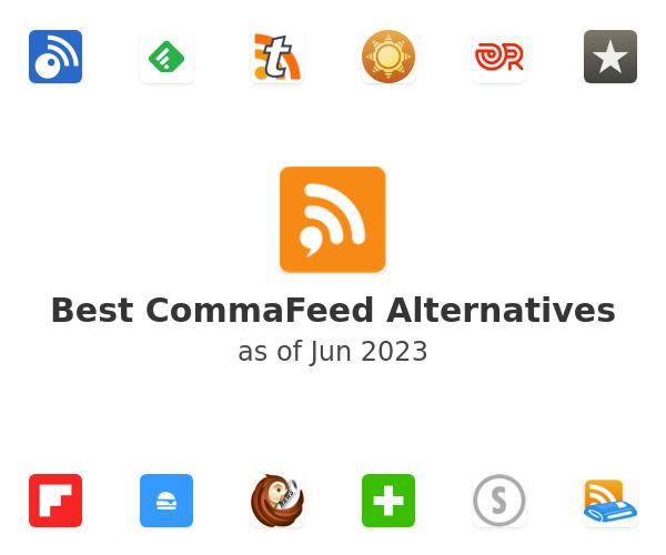 Best CommaFeed Alternatives