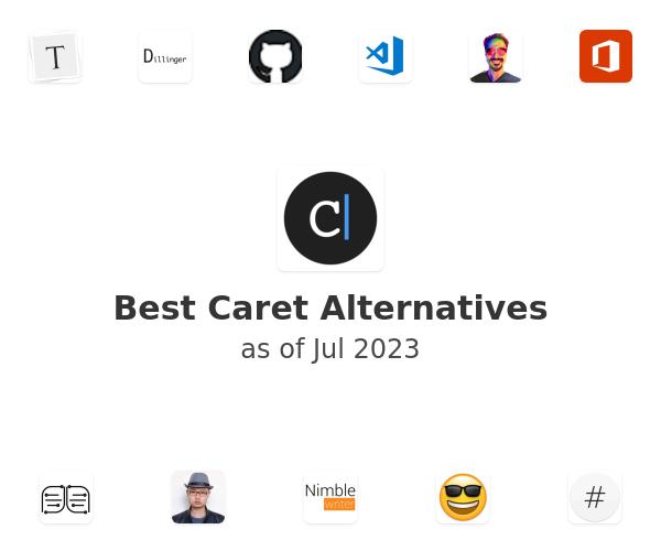Best Caret Alternatives