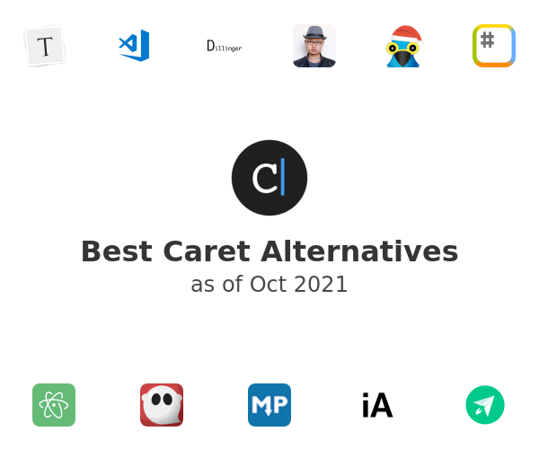 Best Caret Alternatives