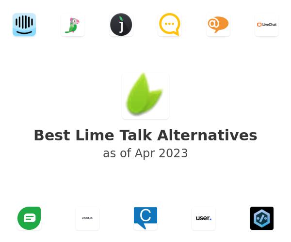 Best Lime Talk Alternatives