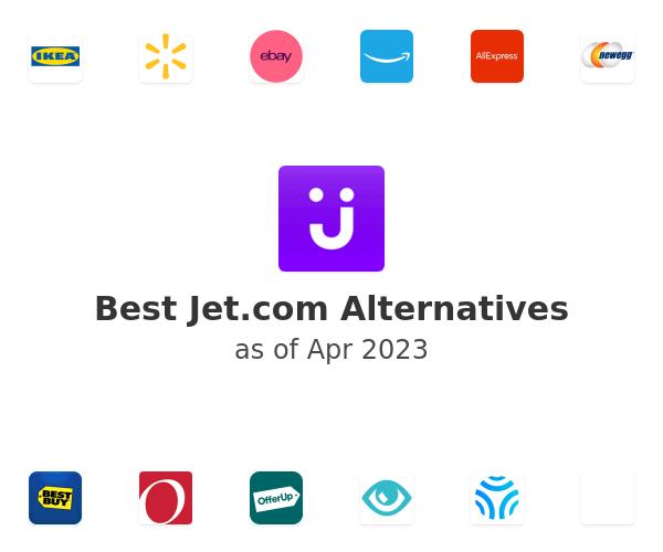 Best Jet.com Alternatives