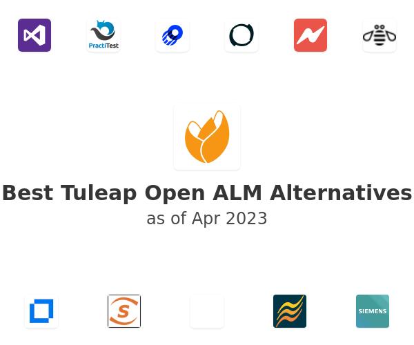 Best Tuleap Open ALM Alternatives