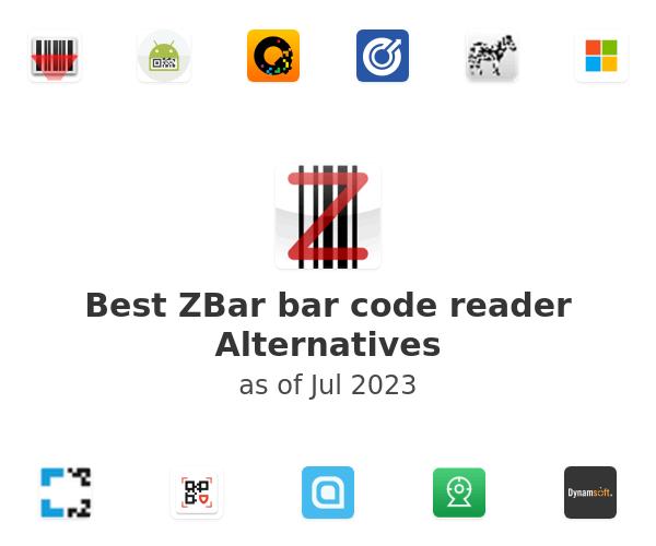 Best ZBar bar code reader Alternatives
