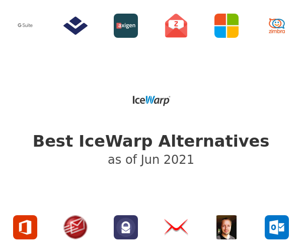 Best IceWarp Alternatives