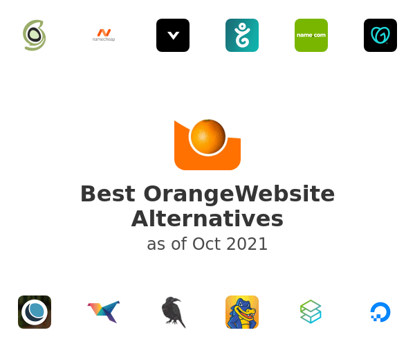 Best OrangeWebsite Alternatives
