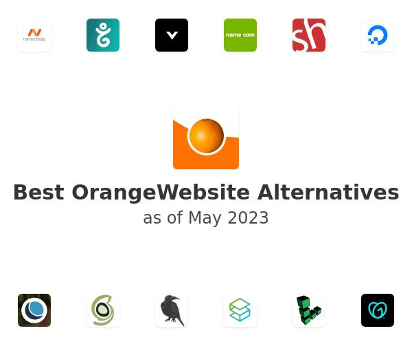 Best OrangeWebsite Alternatives