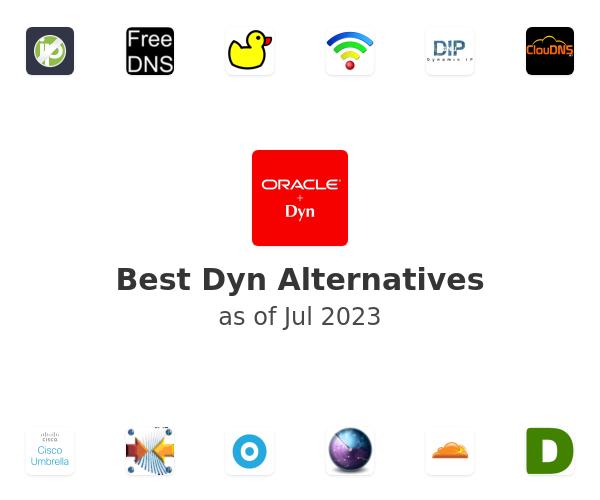 Best Dyn Alternatives