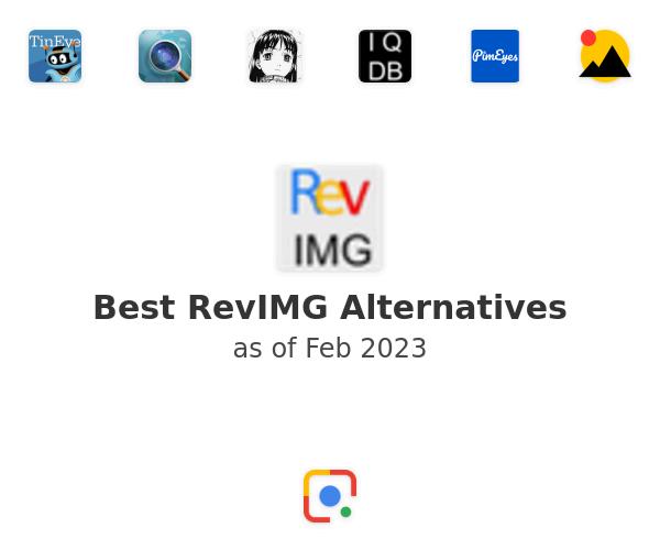 Best RevIMG Alternatives