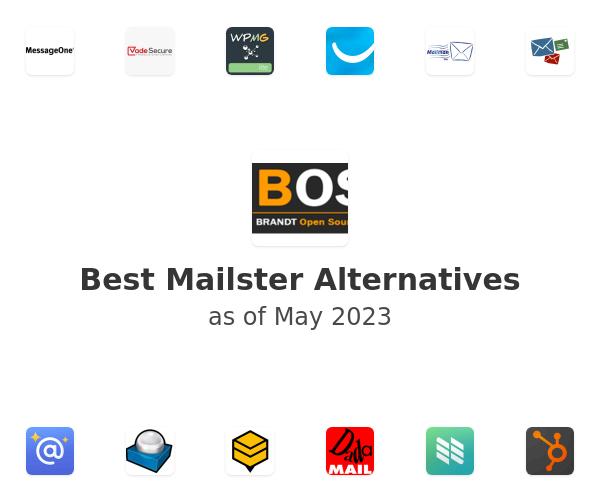 Best Mailster Alternatives