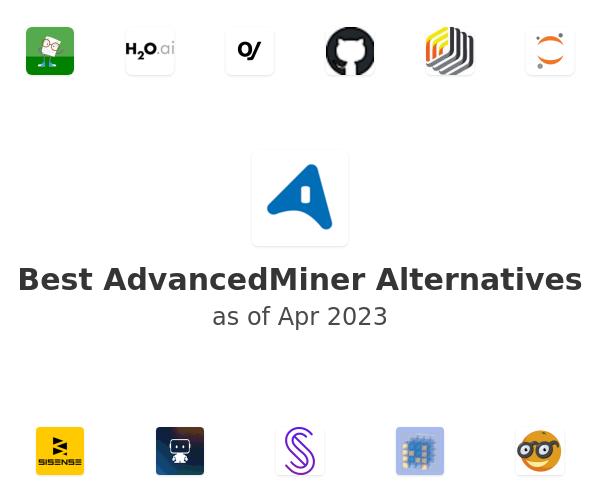 Best AdvancedMiner Alternatives