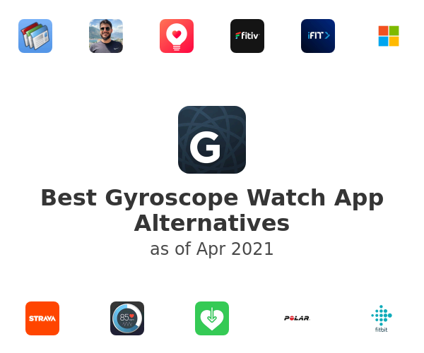 Best Gyroscope Watch App Alternatives