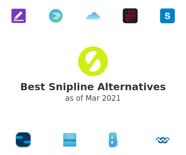 Best Snipline Alternatives