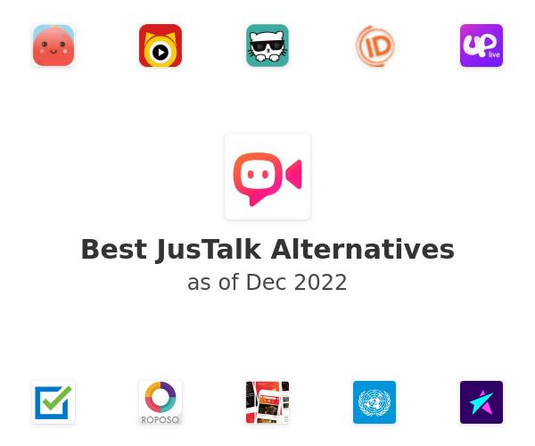 Best JusTalk Alternatives