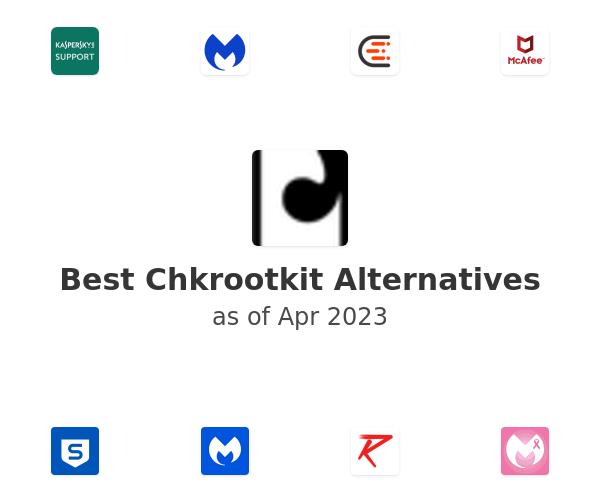 Best Chkrootkit Alternatives