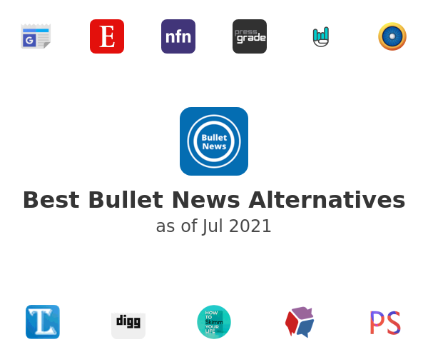 Best Bullet News Alternatives