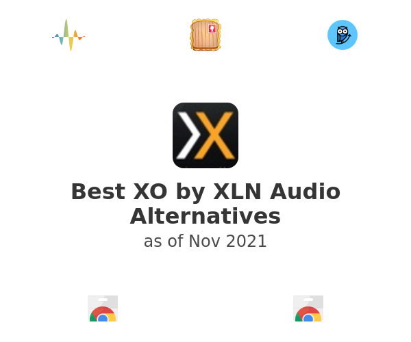 Best XO by XLN Audio Alternatives