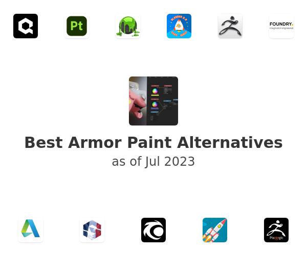 Best Armor Paint Alternatives