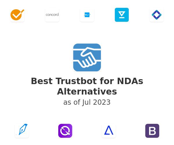 Best Trustbot for NDAs Alternatives