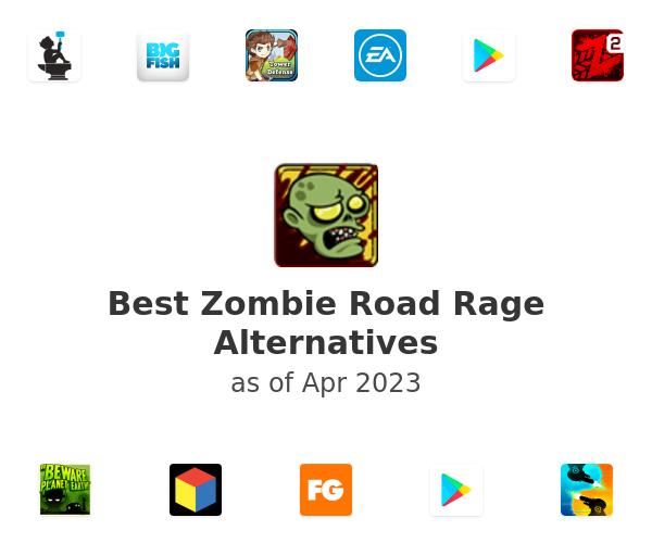 Best Zombie Road Rage Alternatives
