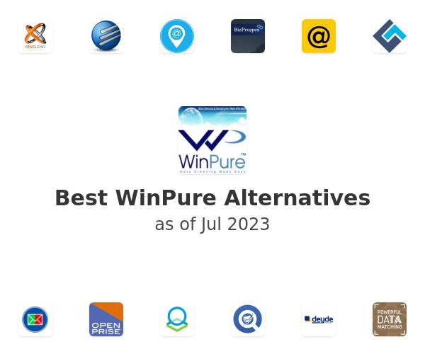Best WinPure Alternatives