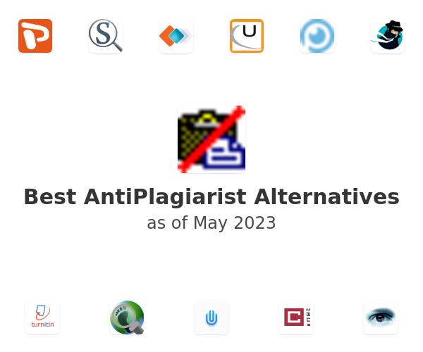 Best AntiPlagiarist Alternatives