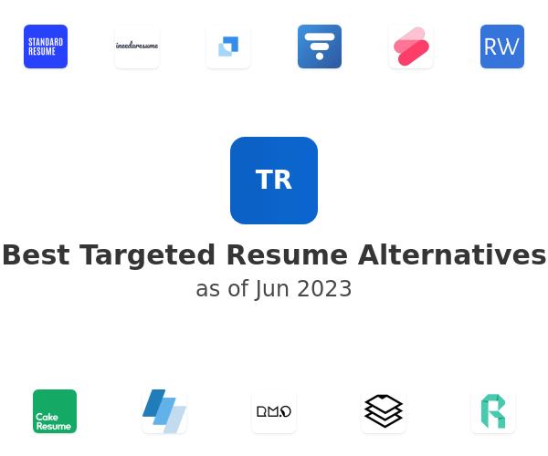 Best Targeted Resume Alternatives