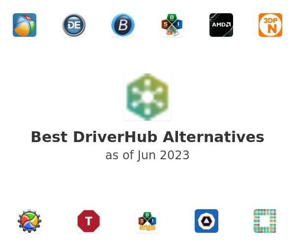 Best DriverHub Alternatives