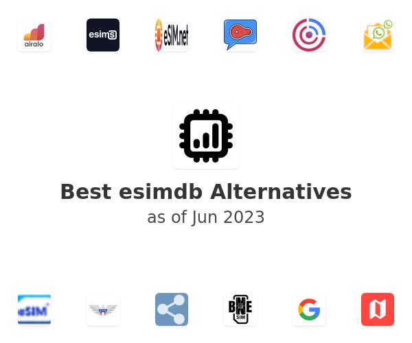 Best esimdb Alternatives
