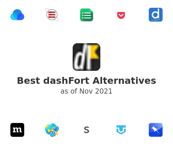 Best dashFort Alternatives