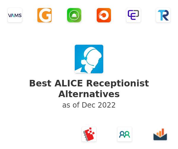 Best ALICE Receptionist Alternatives