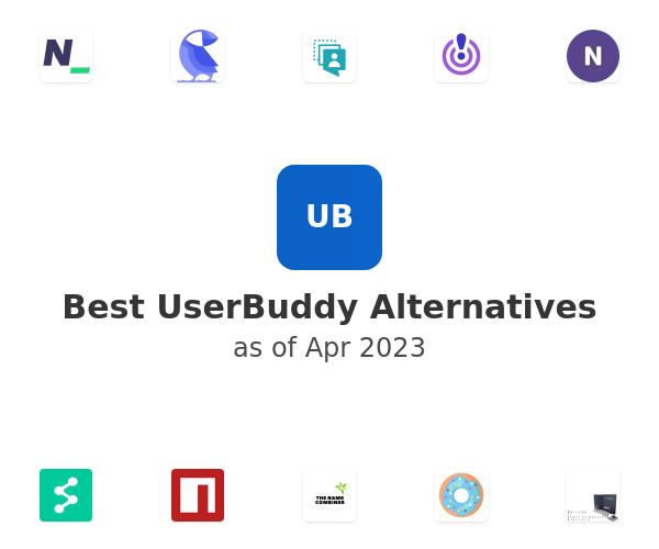 Best UserBuddy Alternatives