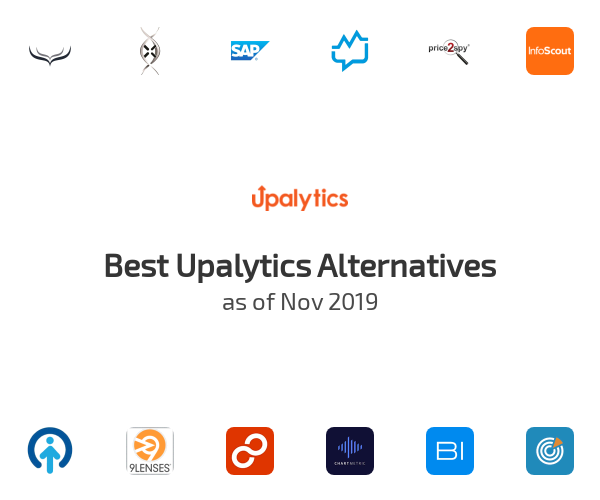Best Upalytics Alternatives