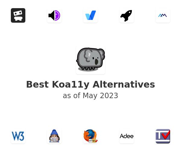 Best Koa11y Alternatives