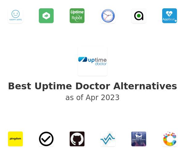 Best Uptime Doctor Alternatives