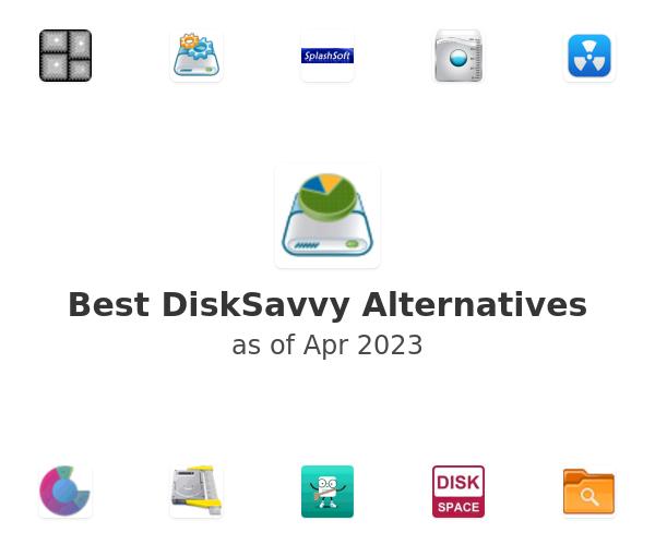 Best DiskSavvy Alternatives