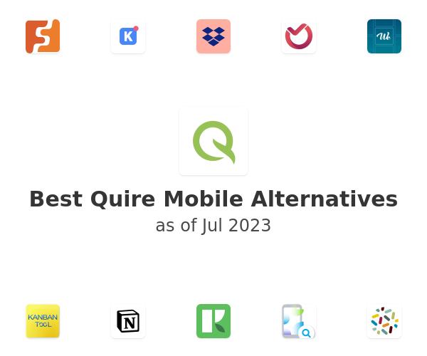Best Quire Mobile Alternatives