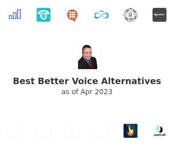Best Better Voice Alternatives